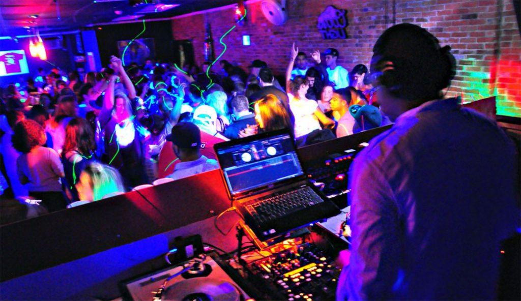 basement club miami