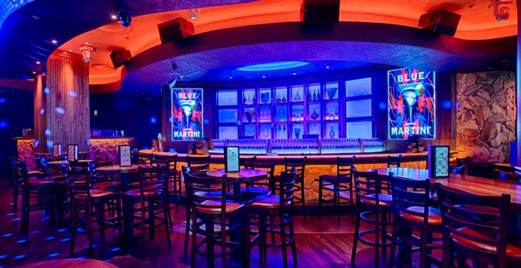 blue martini club miami