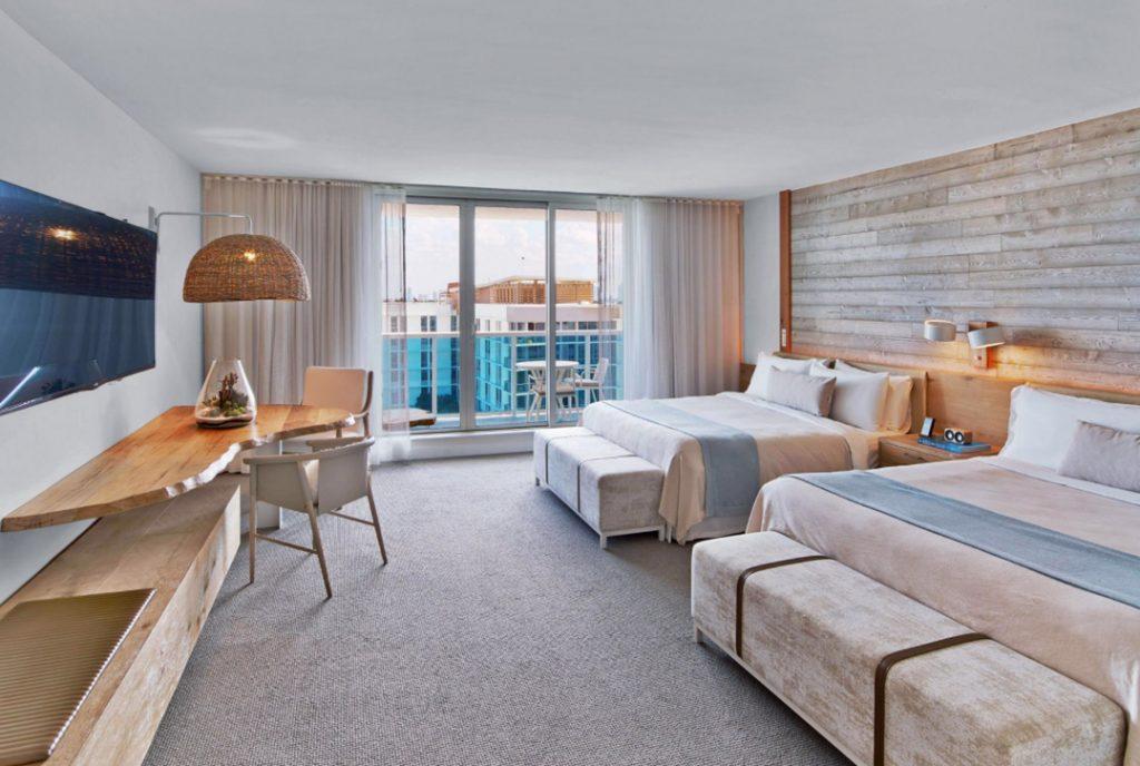 5. 1 South Beach Hotel