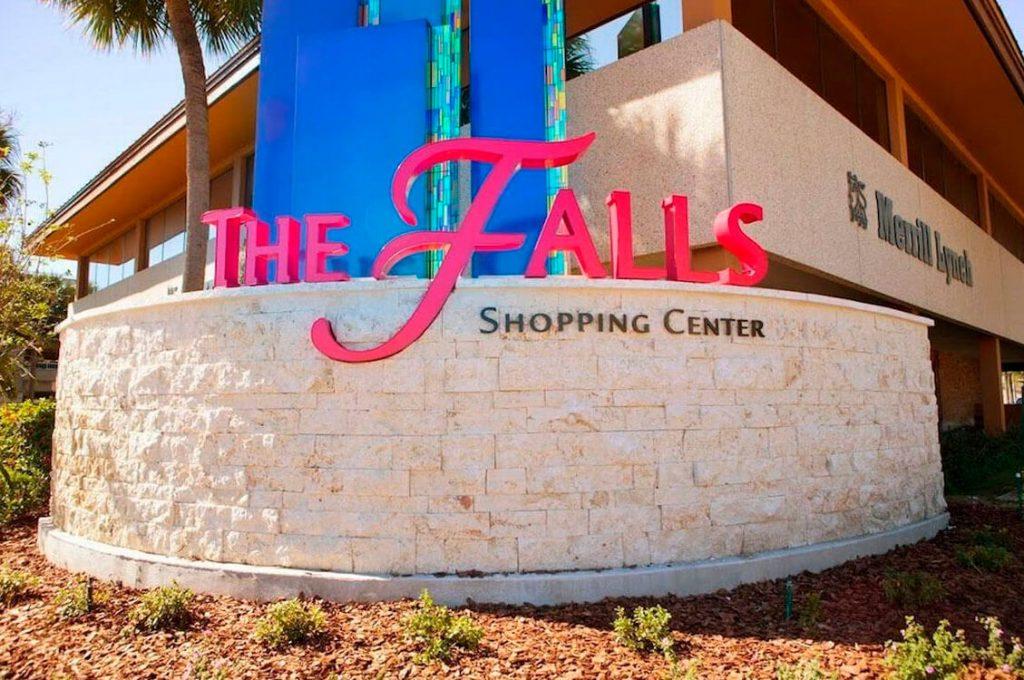 the falls miami