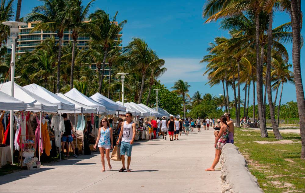 tropicana flea market