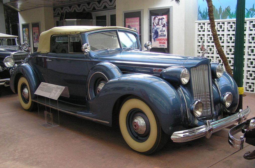 Packard Retro Car Museum