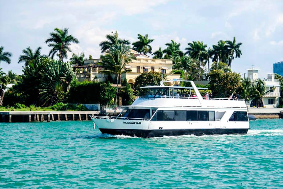 water excursions miami